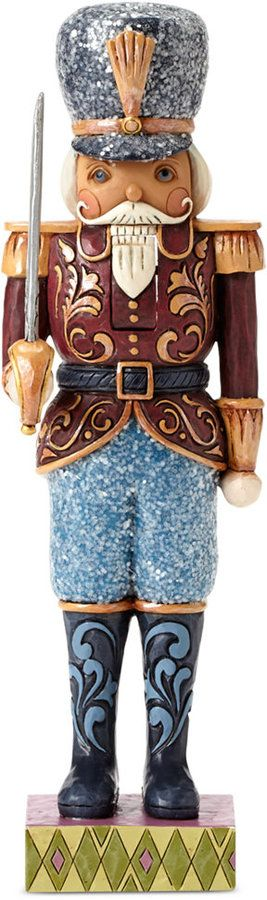 Jim Shore Victorian Nutcracker Collectible Figurine