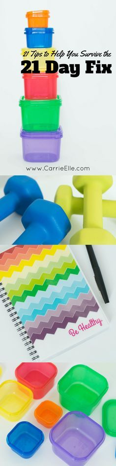 Tips for losing weight and maximizing your success during the 21 Day Fix and 21 Day Fix Extreme programs. YOU CAN DO IT!