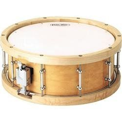 "Pacific Drums & Percussion 5.5""X14"" Maple Snare Drum, Tube Lug by Pacific Drums by DW. $247.32. Pacific Drums by DW Maple Snare with Wood Hoops(Natural 5.5X14 Inches)"