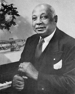 W.C Handy wrote a song called The St. Louis Blues, and it was jazz.
