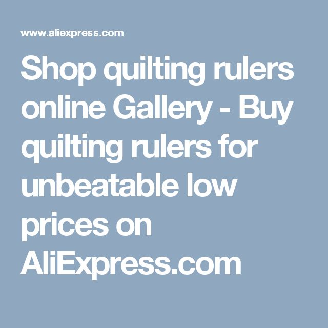 2016 New 24 Kinds Of Styles Quilting Tools Quilting Ruler School ... : cheap quilting rulers - Adamdwight.com