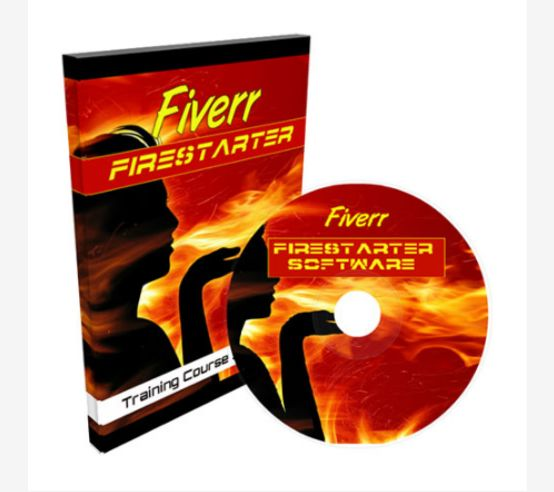Fiverr Firestarter – A Complete Video Training Course For Beginners Who Are Clueless About How To Begin Making Money Online Right Now. Fiverr Firestarter Video Training :  1: Overview 2: How to Be Featured 3: How to Create a Gig 4: How to Configure Your Fiverr Account 5: How to Create Gig Extras 6: How to Generate Traffic to Your Profile 7: How to Get 5 Star Ratings 8: How to Identify Hot Selling Gigs 9: How to Optimize Your Profile 10: How to Track Your Monthly Trends and Sales