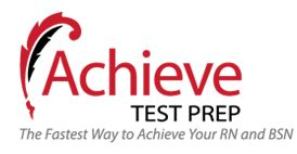 Are you looking for accredited online classes for LPN to RN Programs? Achieve Test Prep offers you online classes for those student who want to learn LPN to RN Programs and other nursing courses online. Please refer this resource for our online class schedule at http://www.achievetestprep.com/online-rn-classes-schedule/.