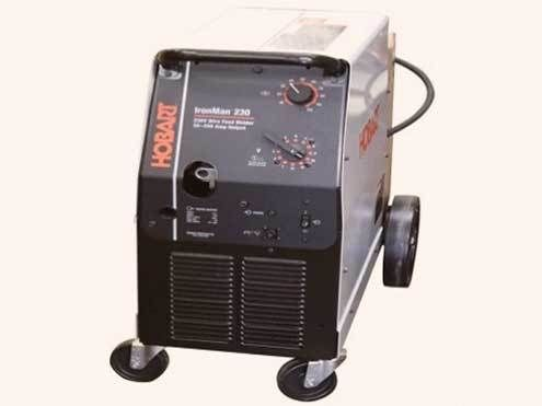 Wire Welder For Sale | Hobart 230 Hobart Ironman Hobart Ironman 230 For Sale Iron Man