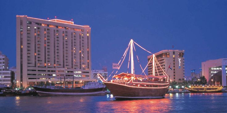 Hotel in #Dubai features breathtaking views of Deira Creek. Nestled on the banks of Deira Creek and built in 1975, the #RadissonBlu Hotel, Dubai Deira Creek is well known for its superior hospitality and convenient location. http://www.radissonblu.com/hotel-dubaideiracreek