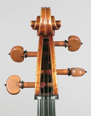 Cello 2006 – Gold medal – Violin Society of America – Thomas Bertrand – Violin maker - luthier - Concours La Vitrine de l'Artisan 2012