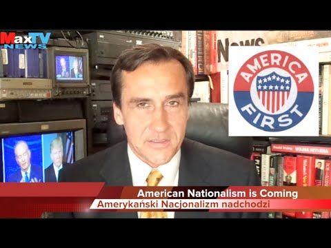 Amerykański nacjonalizm nadchodzi - Max Kolonko Mówi Jak Jest