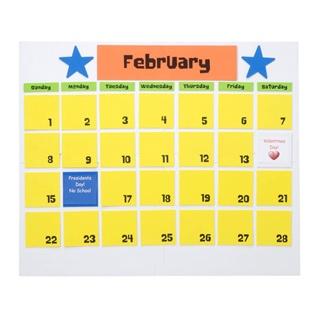Foamies® Classroom Decorator Series -  Giant Calendar