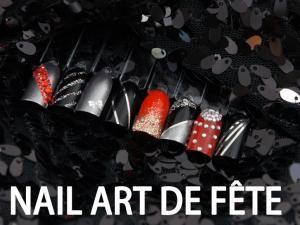 Des ongles pailletés pour mes réveillons - tuto facile • Hellocoton.fr