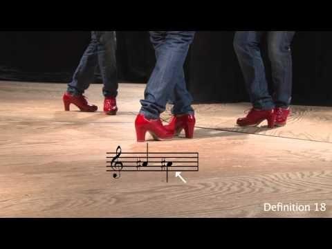 Todas las técnicas del zapateado flamenco de El Espina - YouTube