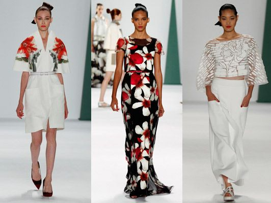 Carolina Herrera caters to the millennial generation for spring/summer ...