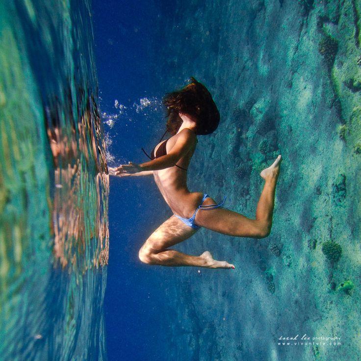 Diversión bajo el agua - fotoKio