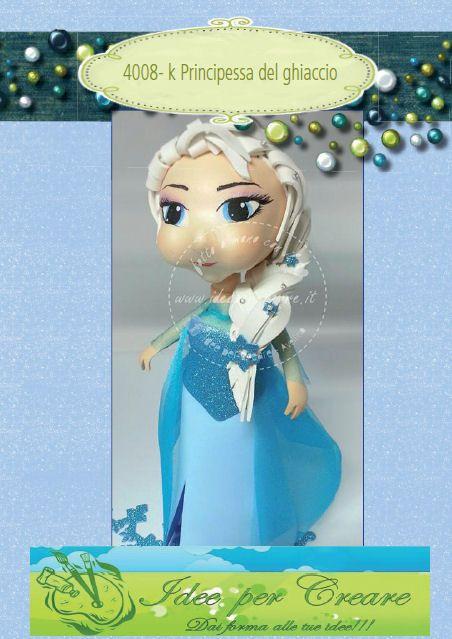 Kit principessa del ghiaccio