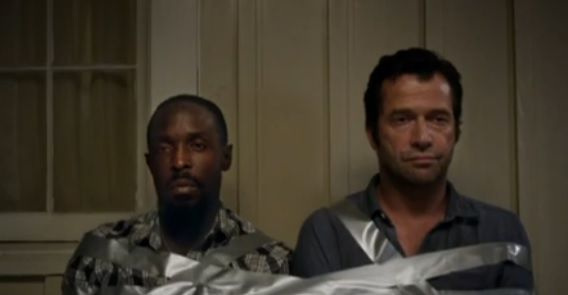 Watch James Purefoy & Michael K. Williams in the Hap and Leonard trailer