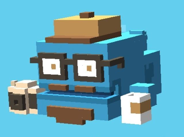 I got: Like Totes Hipster Whale!! What Crossy Road Character Are You?