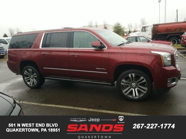 2018 Gmc Yukon Xl Denali 2018 Gmc Yukon Chrysler Jeep Jeep Dodge