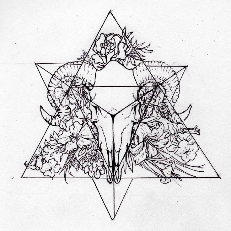 Tetrahedron (Personal Tattoo Design) by morgan96k.deviantart.com on @DeviantArt