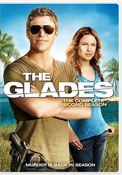 Matt Passmore & Kiele Sanchez & Artie Mandelberg & Eric Laneuville -The Glades: Season 2