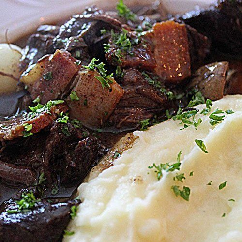 Hot Lunch Dish of the Week from VDC@Home: Beef Bourguignon & Mash, This week our hot dish of the week for a hot take out meal for delivery around Naas , Newbridge and Sallins is:  Beef Bourguignon & Mash, http://viedechateaux.ie/restaurant/product/hot-lunch-dish-of-the-week-from-vdchome-beef-bourguignon-mash/