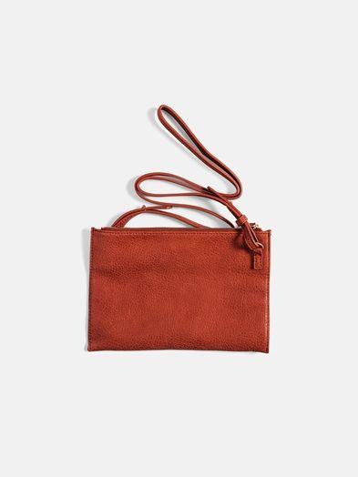 Clutch bag | 7174081 | Brun | BikBok | Norge