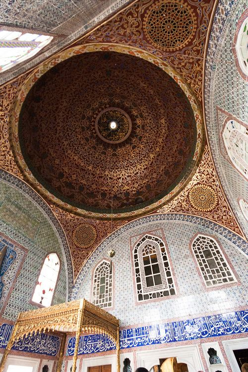 Topkapi Palace  Istanbul Turkey one of the world's most beautiful cities.
