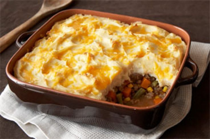 Yum... I'd Pinch That! | Luscious and Hearty Sheppards Pie
