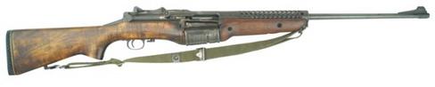 Johnson M1941 Semi-automatic rifle