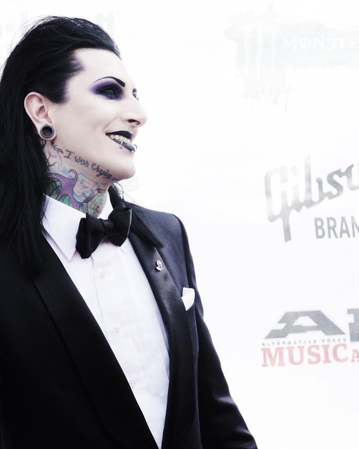 Chris Cerulli | Motionless In White