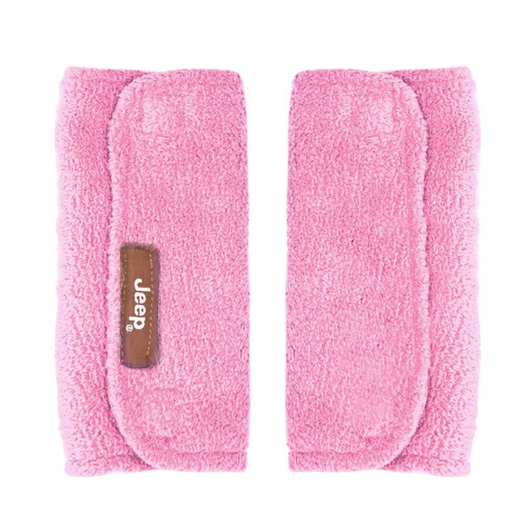 J is for Jeep Reversible Strap Covers, Pink
