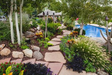 Cottage Garden Design Ideas, Pictures, Remodel, and Decor