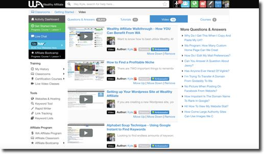 WHO IS WEALTHY AFFILIATE FOR? Wealthy Affiliate caters to EVERYONE. It is for all levels of expertise, from the beginner, just starting out or the advanced business owner, that wants to bring his business to a whole new level. It doesn't matter your age (18+) or what part of the world you are at. I have met people from all parts of the globe, and I think that is one of the advantages of Wealthy Affiliate. So, no matter your education, technical background or your experience, Wealthy…