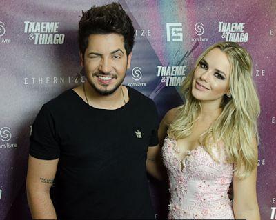 ACONTECE: Em maio tem Thaeme & Thiago na Pink Elephant