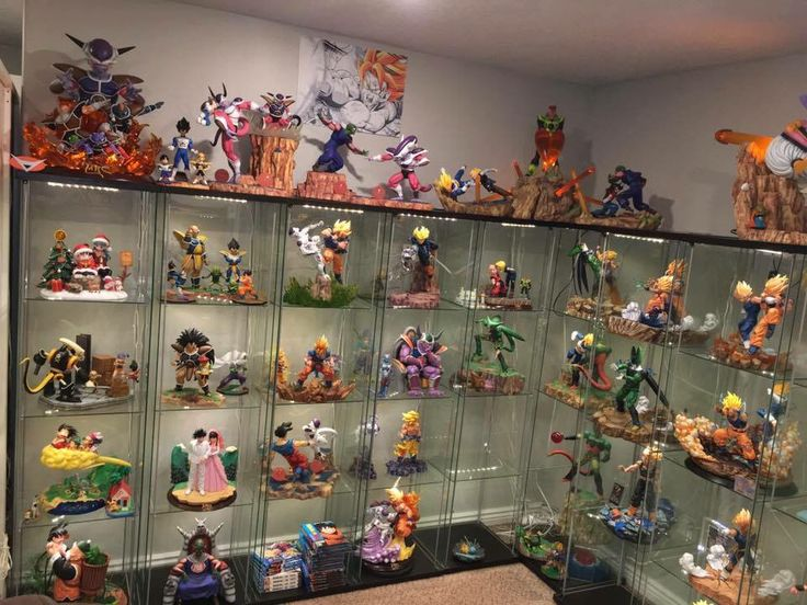 Amazing Dragon Ball Z Display With Images Action