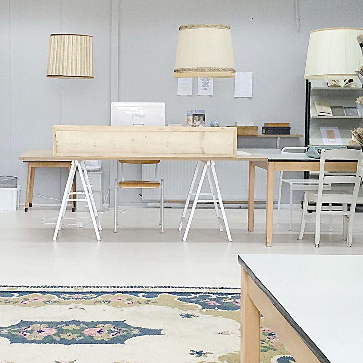 Our studio! www.vanonzetafel.nl