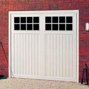Cardale Bedford Steel Garage Door