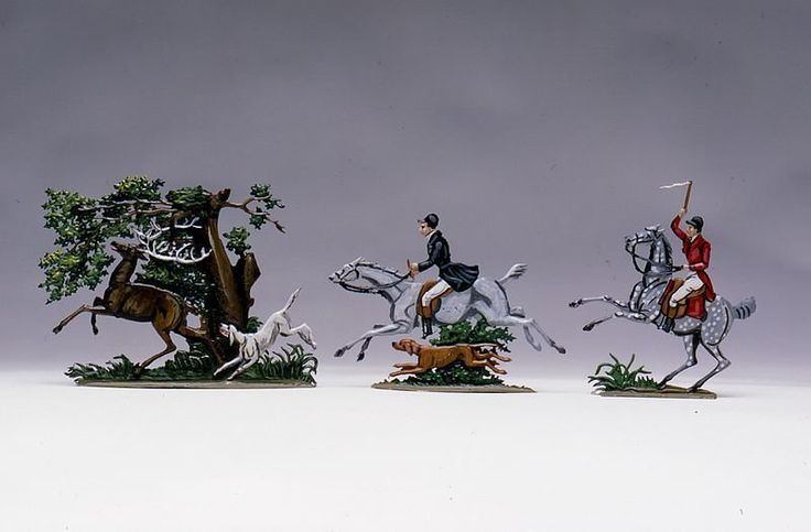 Miniatures in metal - history and culture in the mirror of pewter - Märkischer Kreis