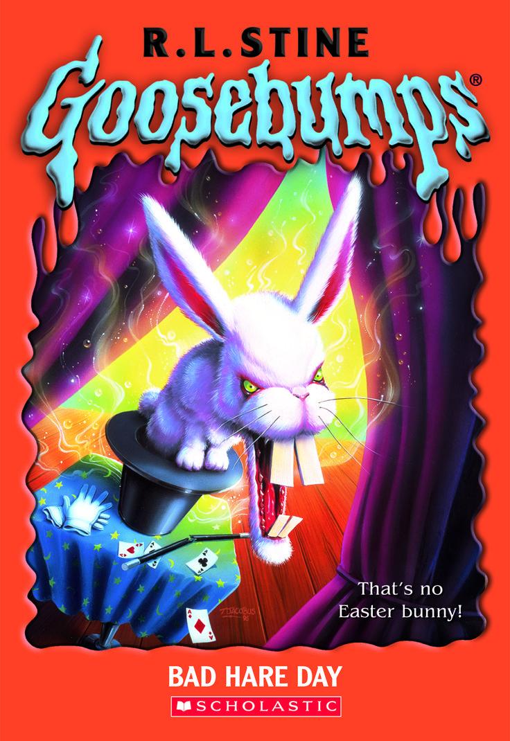Goosebumps Bad Hare Day   Goosebumps - Original Covers ...