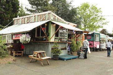 Food carts: Trailers-cum-restaurants Location: Throughout Portland