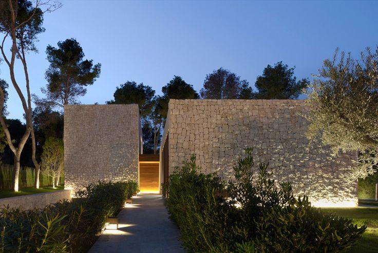 ramon esteve the forest house casa el bosque valencia designboom