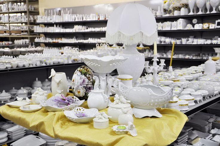 Porcellana bianca - White porcelain