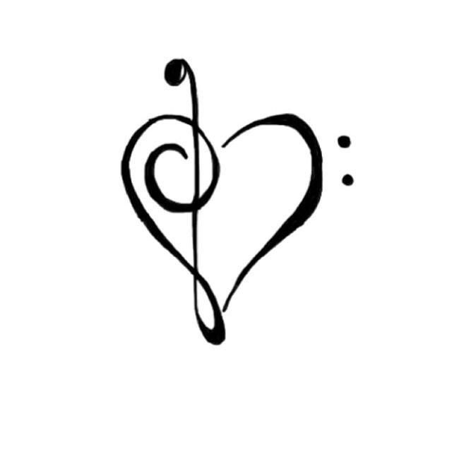 Czeshop Images Music Notes Black And White Tumblr