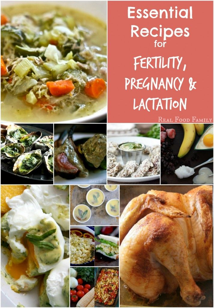 56 best breastfeeding nutrition and recipes images on pinterest essential recipes for fertility pregnancy and lactation whole food forumfinder Choice Image