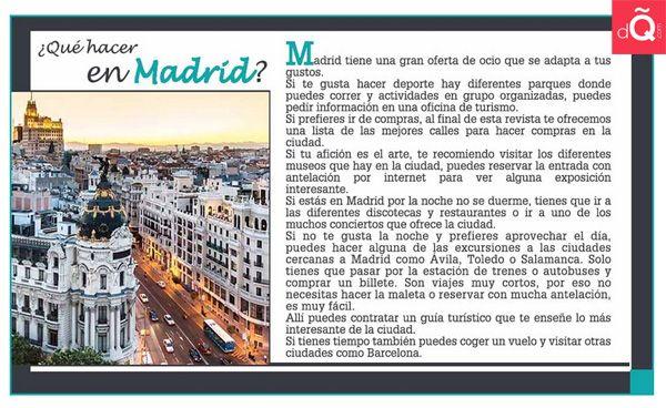 Madrid #Spanish #LearnSpanish http://www.donquijote.com/