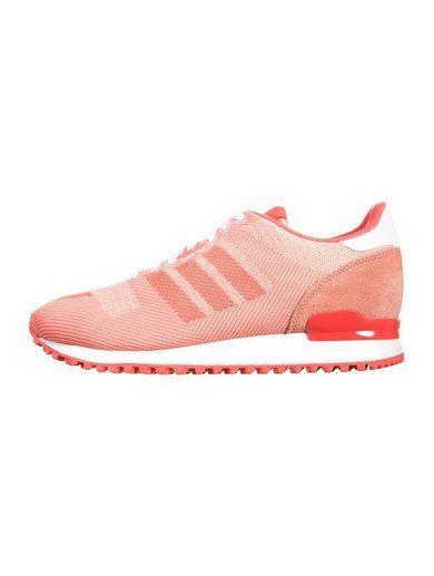 http://sellektor.com/user/dualia/collection/zalandoo adidas Originals ZX 700 Weave Tenisówki i Trampki  bright coral/dust pink/white