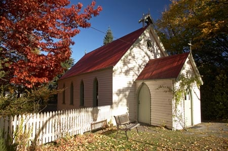 St Paul's - Arrowtown NZ