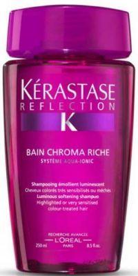 #Kerastase #Reflection #Bain Chroma #Riche Röfleli ve Hassaslaşmış Boyalı Saçlar İçin Yumuşatıcı Işıltı #Şampuanı 250 ml hakkındaki bilgiler ve ürün satış sayfası için http://www.portakalrengi.com/kerastase bu sayfamızı ziyaret edebilirsiniz.