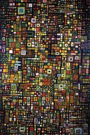 Musée Robert Tatin => Accueil > Le musée > Peintures