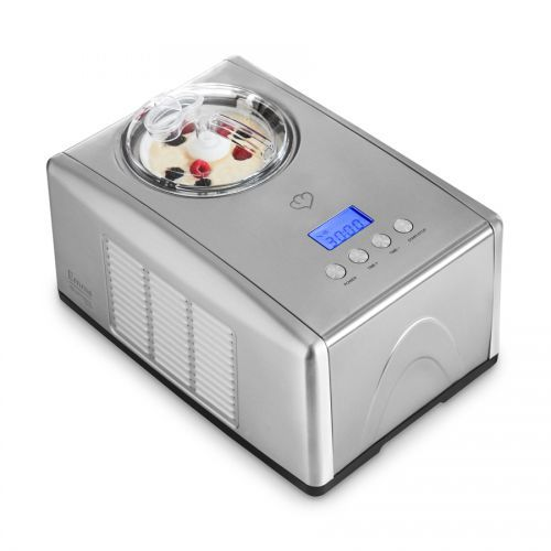 Springlane Kitchen Eismaschine Emma mit Kompressor 1,5 l ✓ Jetzt für  € (04.05.17) bei Springlane.de ✓ Versandkostenfrei ab 49 €