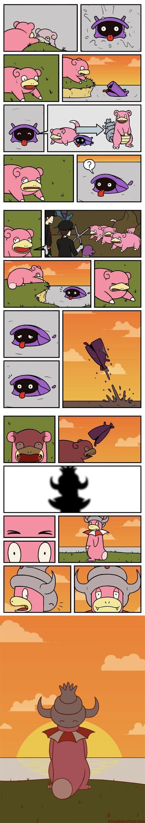 What's your saddest Pokemon story ? – Glücksbärchicousine