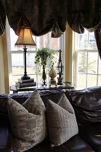 tuscany style decorating see more shades and decor table